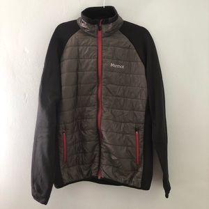 Marmot Polartech Fleece full zip jacket